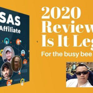 SAS Affiliate 2020 Review | Is it legit?