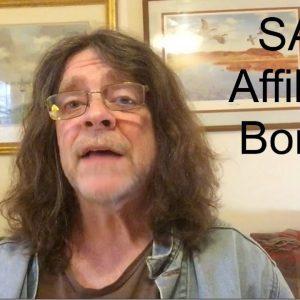 SAS Affiliate Bonus