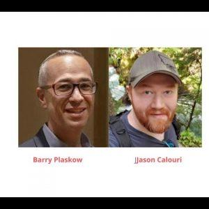 SAS Affiliate Jason Calouri, Barry Plaskow