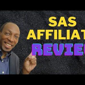 SAS Affiliate Review - Is Sas Affiliate Platinum Any Good?