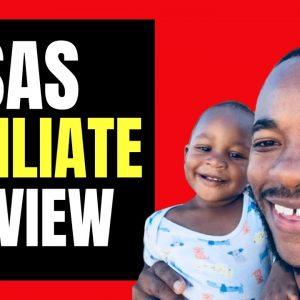 SAS Affiliate Review - Legit Affiliate Training Or TRASH Course?