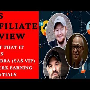 SAS AFFILIATE REVIEW: Proof It Works By Debra(SAS VIP)