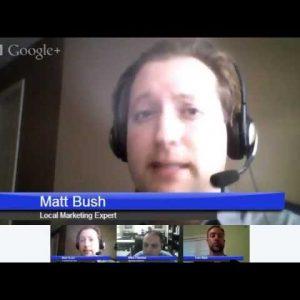 LOCAL MARKETING BUSINESS SYSTEM - with Mike Filsaime, Matt Bush, and friends of Rich Schefren