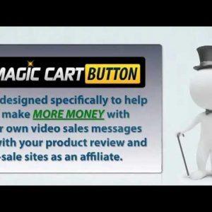Magic Cart Button By Mike Filsaime