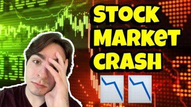 ❗❗Emergency❗❗ Stock Market Crashing? (Analysis)