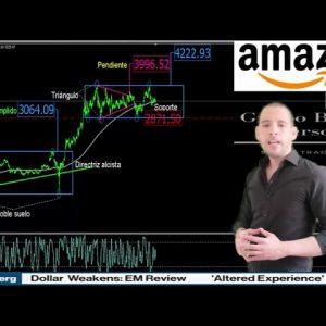#Análisis de las #acciones de #Amazon del #28may #2021跨年#finance #finanzas #forextrader #trade #trad