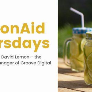 LemonAid #5 - A live Q&A with David Lemon
