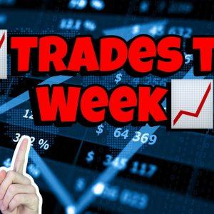 Top 3 FOREX Trades This Week | April 2021 💸