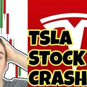 TSLA Stock CRASHING!!! (Here's Why)