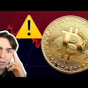 HUGE Bitcoin Bearish Signal! (Where To Buy)