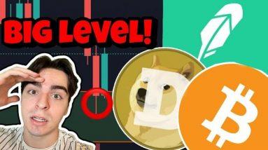HUGE BULLISH SIGNAL For Cryptos!!!