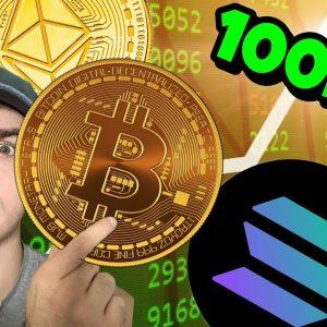 Happening NOW❗ Bitcoin's Path To 100k! (BTC, SOL,SHIB)