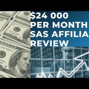 SAS Affiliate Program Review: Proof It Works