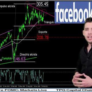 #Análisis de las #acciones de #facebook del 16mar #2021跨年inance #finanzas #forextrader #trade
