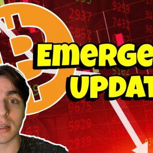 ❗❗BITCOIN EMERGENCY UPDATE❗❗ (BTC, ETH Next Steps)
