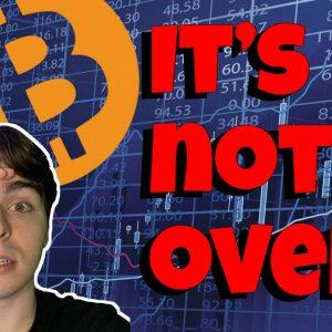 🔺WARNING🔺Huge Bitcoin Move Coming (Analysis)