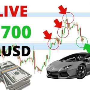 Forex Trading, +$1700 on EURUSD