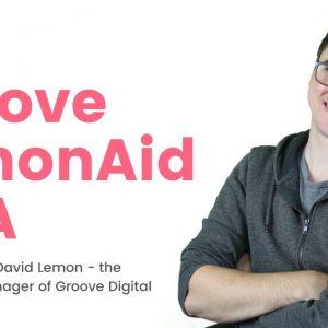 Groove LemonAid #3 - A Q&A session with David Lemon