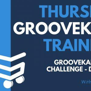 GROOVEKART - 60 DAY CHALLENGE DAY 1