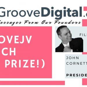 Mike Filsaime & John Cornetta Present: GroovePages Launch - Car Prize!