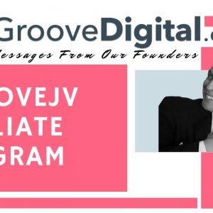Introducing GrooveJV... The Groove Partner Program (GrooveFunnels Affiliate Program)