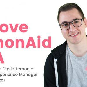 Groove LemonAid #34 - A Q&A session with David Lemon