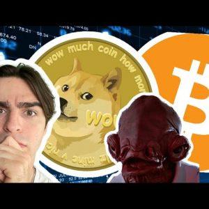 HUGE Dogecoin Move Coming! (Bitcoin Bull Trap?)