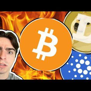 Crypto Crash Watch Party! (Analysis)
